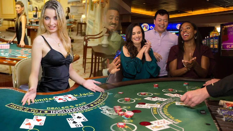 Differences between Live Casino and Online Casino