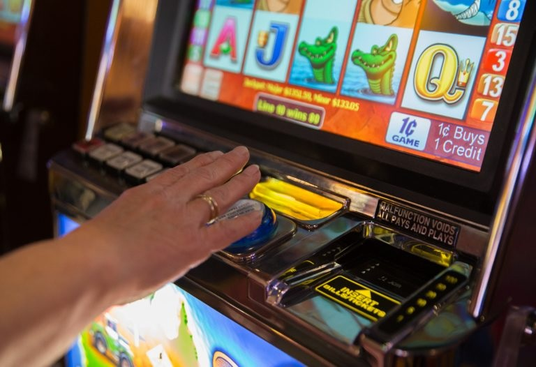 Pennsylvania Slots at Parx Casino