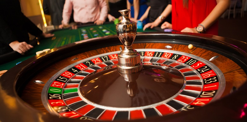 The casino offers a very large number of featured games to gamble on.