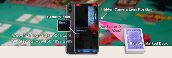 marked cards cheating devices