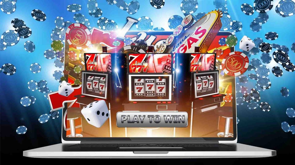 Choose favourite web casino game to play